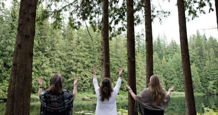 Spring Women's Meditation Retreat BC