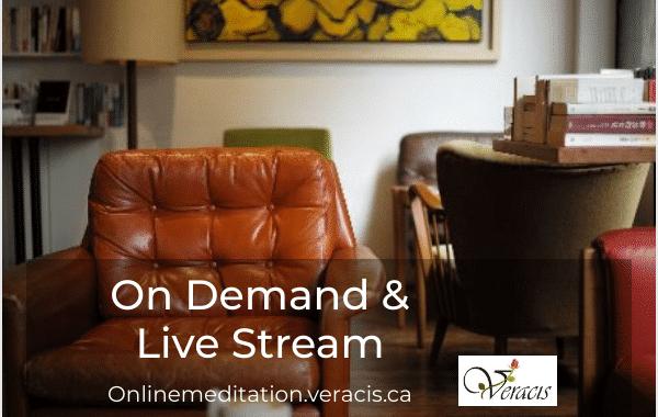 new online meditation