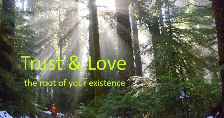 Trust, Love, Meditation, Root Chakra