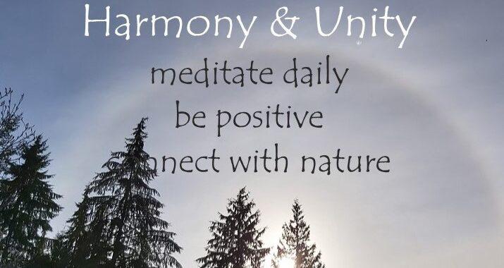 harmony meditation