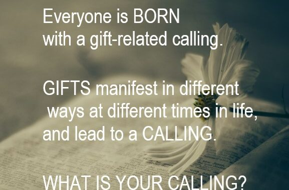 Listen to your calling