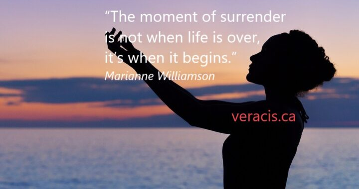 surrender and acceptance