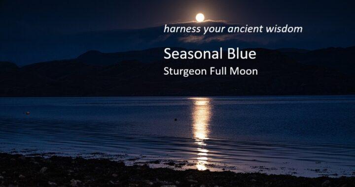 full sturgeon moon august 2021